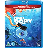 Finding Dory [Blu-ray 3D + Blu-ray]