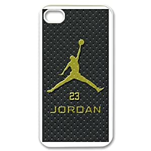Jordan Logo for iPhone 4,4S Phone Case 8SS459492