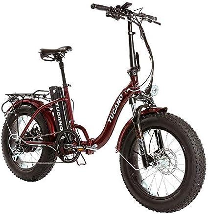 Monster 20″ LOW-e-- e-Bike Plegable - Suspensión Delantera - Motor ...