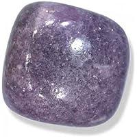 Lépidolite Tambour en pierre–Contenu du taille–taille: Big