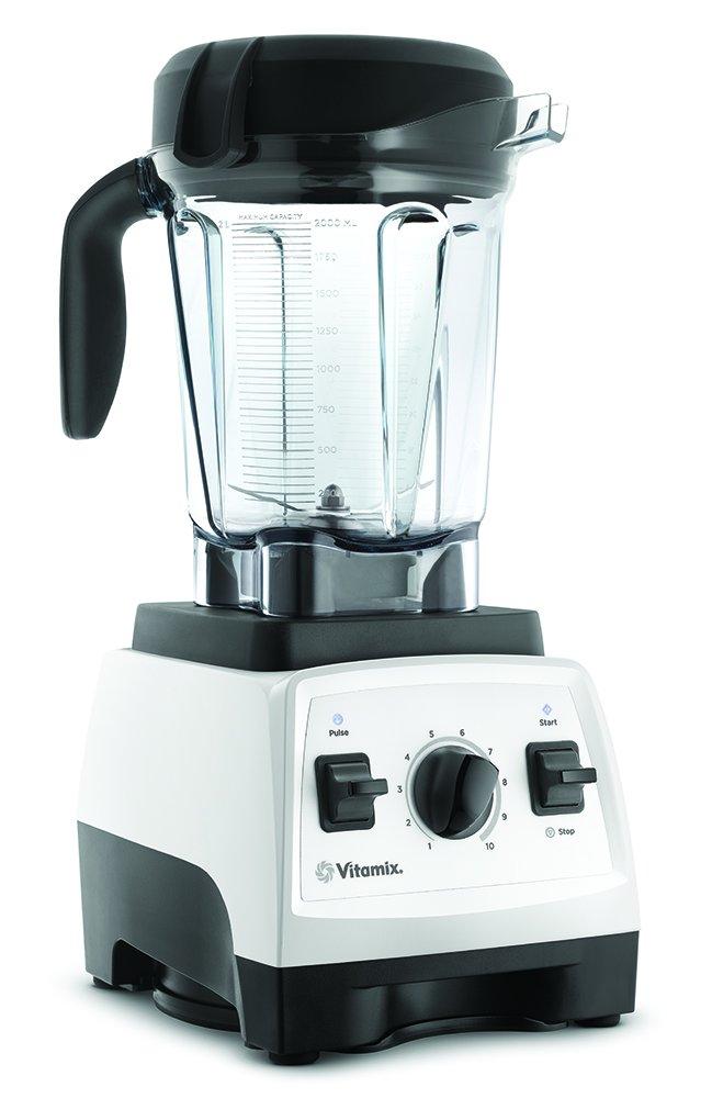 Vitamix 7500 Blender, White