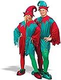 Fun World - Deluxe Elf Adult Costume