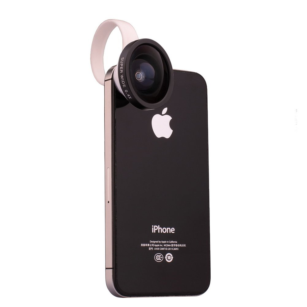 achat objectifs photo pour iphone