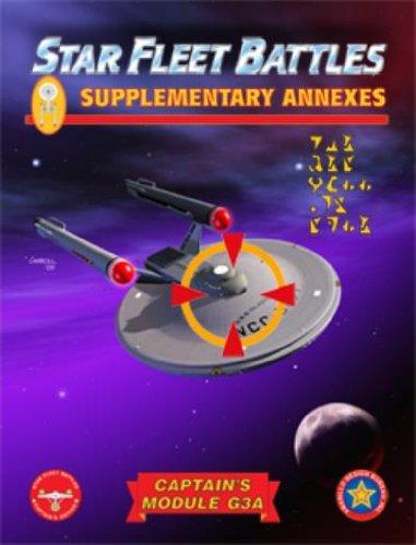 Starfleet Battles Module G3a