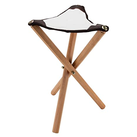 Cool Creative Mark European Folding Artist Wooden Stool Perfect For Plein Air Painting And Travel 21 High 14 Triangular Seat Supports Up To 195 Lbs Unemploymentrelief Wooden Chair Designs For Living Room Unemploymentrelieforg