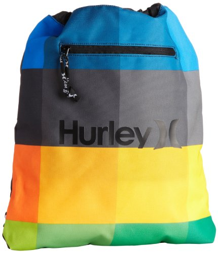 Hurley Men's Honor Roll Carry Sack, Kingsroad, One Size, Bags Central