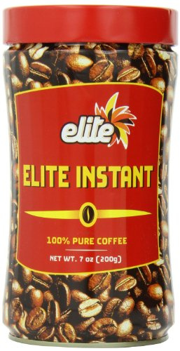 Elite Instant Coffee - 6