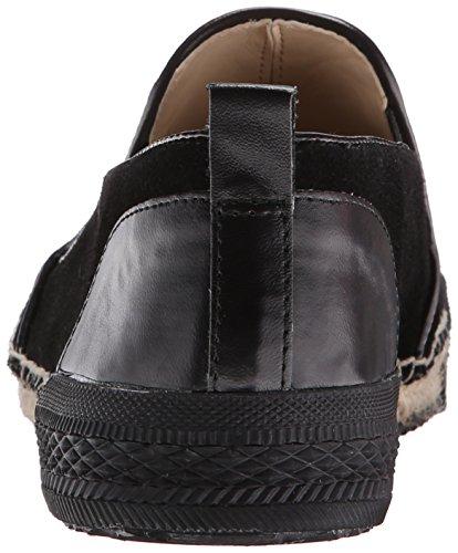 Nove Sneaker Di Moda In Pelle Scamosciata Arancioni Delle Donne Del West Nero / Multi