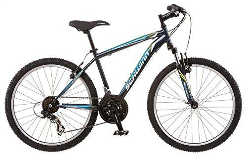 "Schwinn 24"" Boy's High Timber Mountain Bike, 14-Inch/Small Frame -  S2448B"