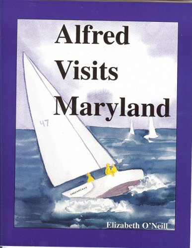 Alfred Visits Maryland Text fb2 ebook