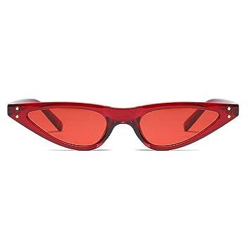 ZRTYJ Gafas de Sol Ojo de Gato Gafas de Sol Mujer Triángulo ...