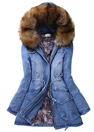 Denim Parka - 2