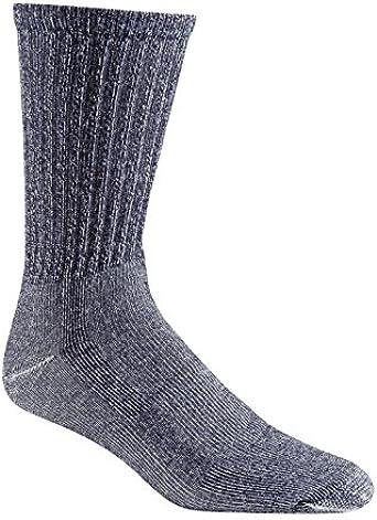 Medium Fox River Womens Nansen Crew Socks White