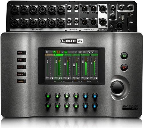 6 channel digital mixer - 7