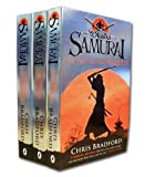 Young Samurai Collection 3 Books Pack Set (The Way of The Sword, The Way of The Dragon, The Way of The Warrior)