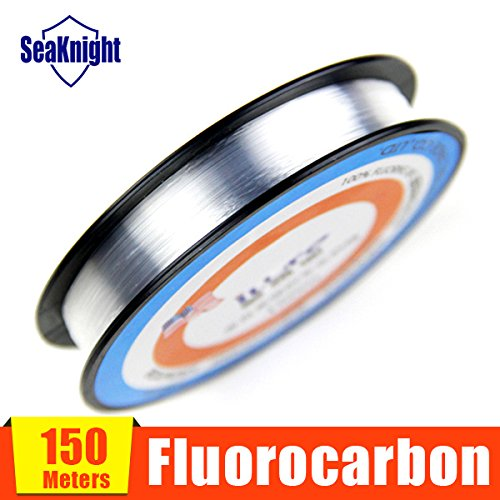 AOBILE(TM) 150m Monofilament Carp Fishing Line Fluorocarbon Leader Fluoro Carbon Fishing Strings Rope Floating Level 1.8-11.7kg