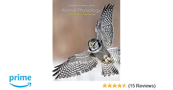Amazon animal physiology from genes to organisms amazon animal physiology from genes to organisms 9780840068651 lauralee sherwood hillar klandorf paul yancey books fandeluxe Images