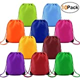 Drawstring-Backpacks-Bags-Bulk for Kids Girls Boys Party Pavor Bags 10 Pack Review