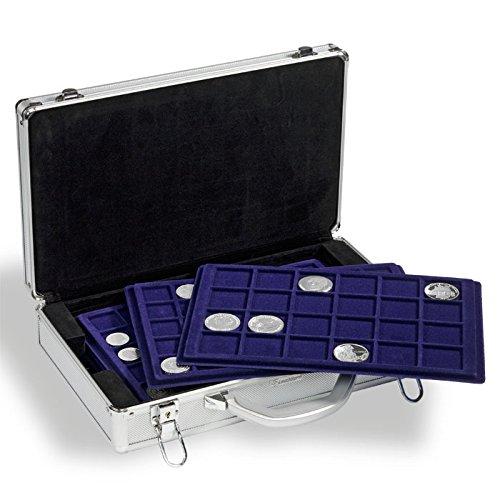 abe7ab52f3 coin case CARGO L 6 for 240 2-Euro coins in capsules, incl. 6 coin trays:  Amazon.it: Giochi e giocattoli