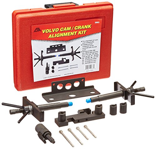 CTA Tools 2863 Cam and Crank Alignment Kit for Volvo by CTA Tools (Image #3)