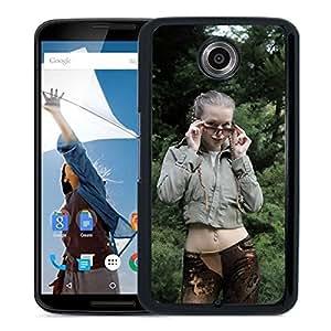 New Custom Designed Cover Case For Google Nexus 6 With Milena D Girl Mobile Wallpaper(15).jpg