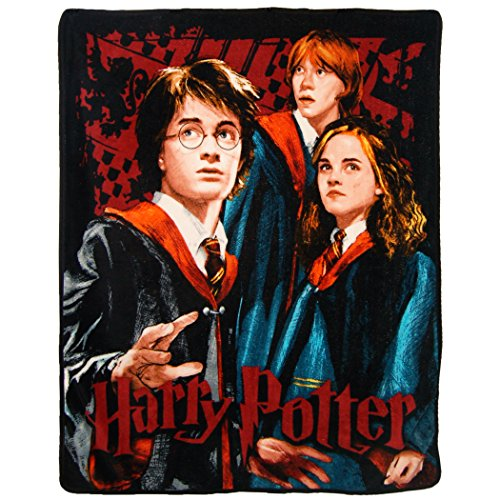 Wizards Throw Blanket