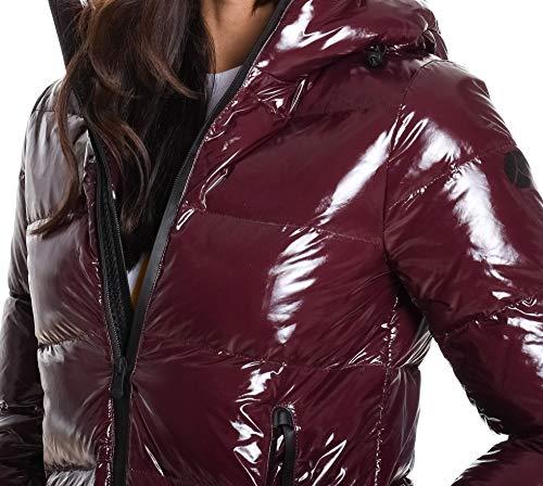 Ticapm833620 Of People Femme Doudoune Bordeaux Polyamide Shibuya q4wBt