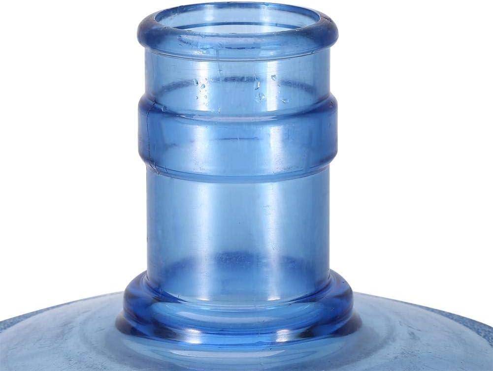 Niunion Distributeur de Bouteille deau Distributeur Manuel de Bec verseur deau Potable de Pompe de cruche de Bouteille de 5 gallons de avec Bouchon antipoussi/ère