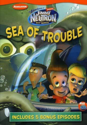 Jimmy Neutron - Sea of Trouble (The Adventures Of Jimmy Neutron)