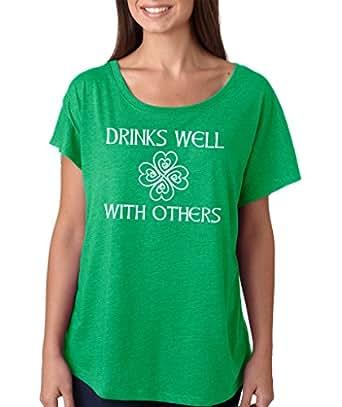 Amazon.com: SignatureTshirts Women's Saint Patricks Day
