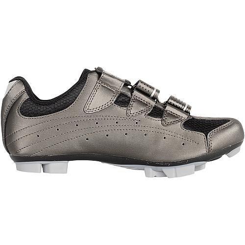 Exustar E-SM306 MTB Shoe, Grey, Size 42 by Exustar (Image #3)