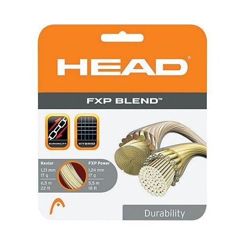 Head FXP Blend String- 17 gauge - White - 1 Set - 40 ()