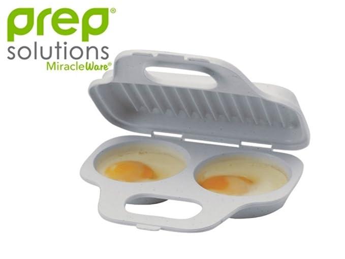Molde Huevos Para Microondas Progressive: Amazon.es: Hogar
