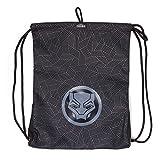 Black Panther Gymbag Black Panther Print Official Marvel Black