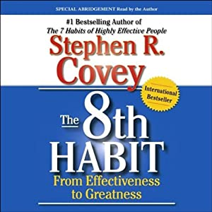 The 8th Habit Audiobook