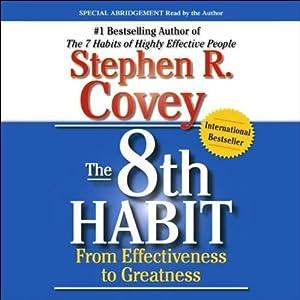 The 8th Habit Hörbuch