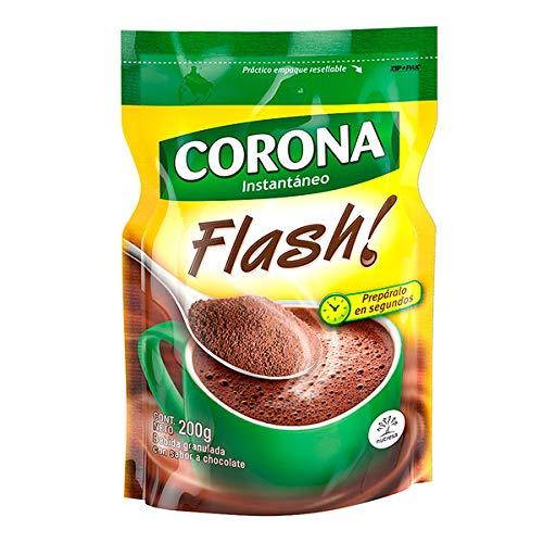 (Corona Instant Flash Net. Wt 200gr)