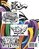 Graffiti Coloring Book: Best Street Art Coloring Book