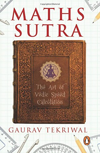 [D0wnl0ad] Maths Sutra: The Art of Vedic Speed Calculation [E.P.U.B]