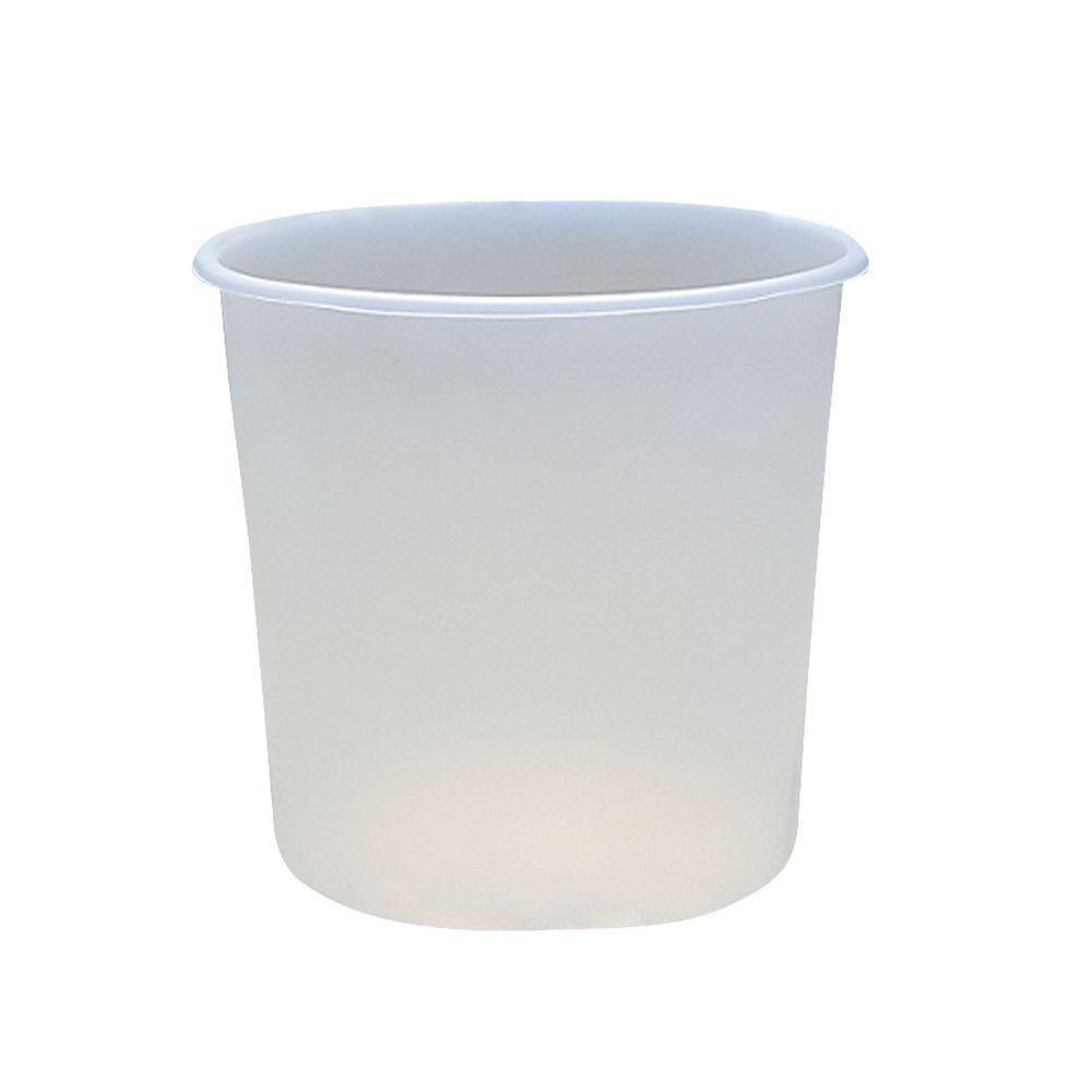 Natural 2-gal. Bucket Liner (50-Pack)