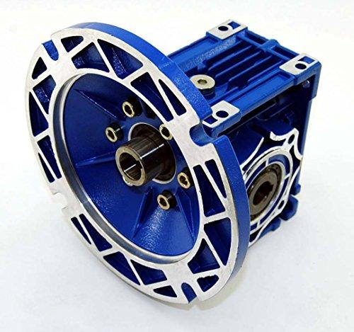 MRV040 5/8 Output Worm Gear 10:1 56C Speed Reducer by Lexar Industrial
