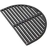 primo grill oval xl - Primo Half Moon Cast Iron Searing Grate For Oval Xl