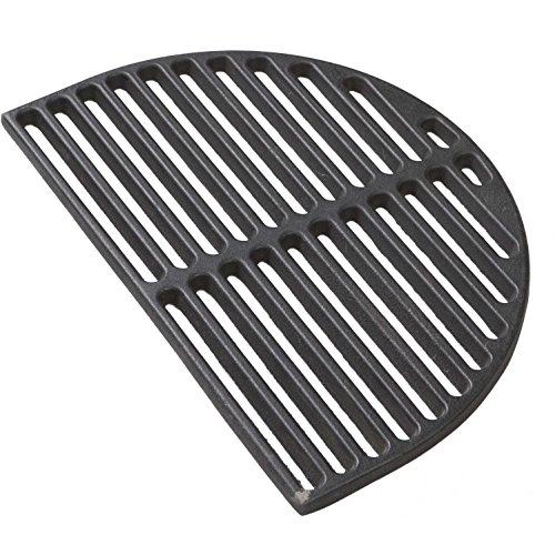 Primo PRM361 Cooking Grate for Oval XL 400 Grill, Pack of 2 ()