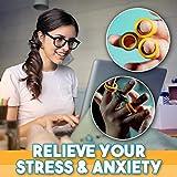 6 PCS Stress Relief Magnetic Rings - EDC Fidgeting