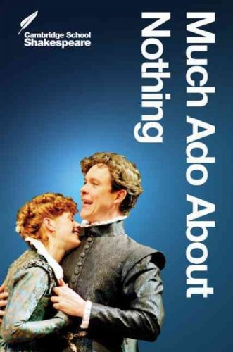 Download Much Ado about Nothing (Cambridge School Shakespeare) pdf