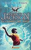 El Ladron Del Rayo (The Lightning Thief) (Turtleback School & Library Binding Edition) (Spanish Edition)
