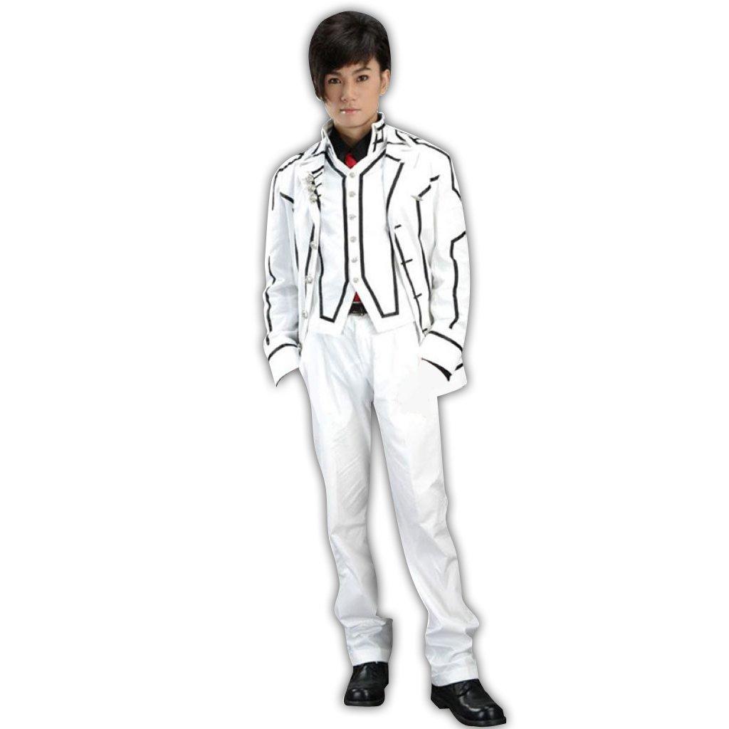 Dream2Reality Disfraz de vampiro knight para cosplay para hombre, talla XXXL