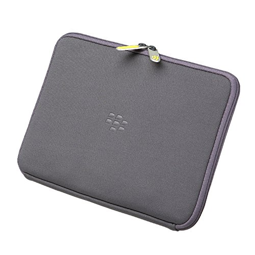 Research in Motion Gray Zip Sleeve for BlackBerry Playbook Tablet -