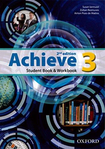 Achieve - Student's Book + Workbook. Volume 3