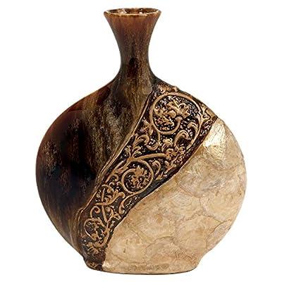 Uma Capiz Shell Vase